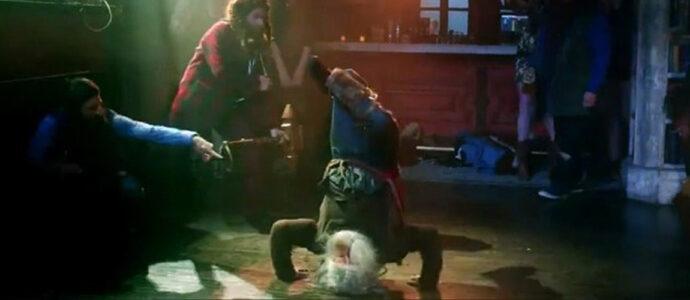 Le Seigneur des Anneaux : battle de danse entre elfes et nains