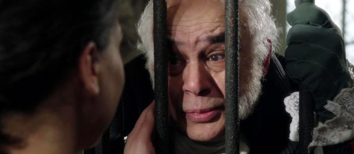 Once Upon A Time Saison 5 : Tony Perez revient pour le 100ème épisode