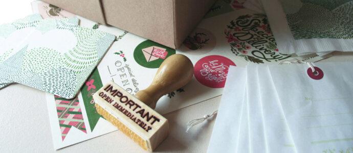 Coton de bois : la box pour tous les amoureux de papeterie