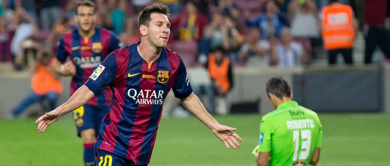 Leo Messi, Ballon d'or pour la cinquième fois