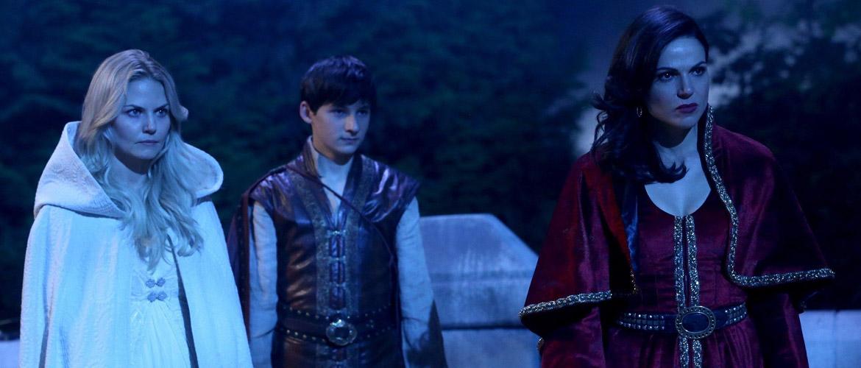 Once Upon A Time : le patron d'ABC promet un bel avenir à la série
