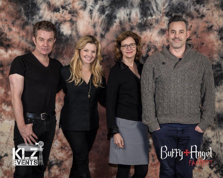 Retour sur le Buffy + Angel Fanmeet