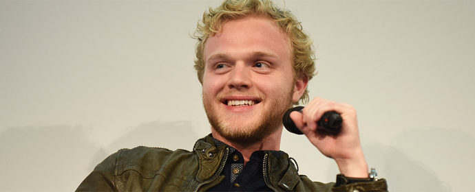Joe Adler et Steven W. Bailey à la convention Grey's Anatomy