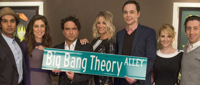 The Big Bang Theory : une rue au nom de la série à Pasadena