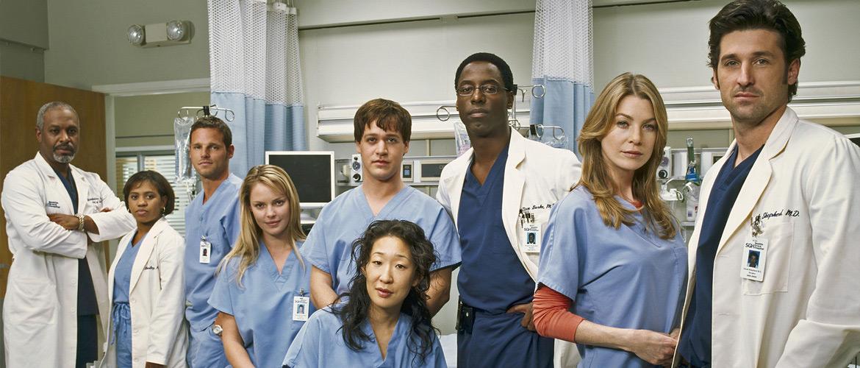 Quiz série : Grey's Anatomy Saison 1