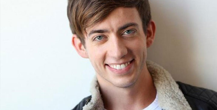 Loser Like Me : Kevin McHale à la convention Glee !