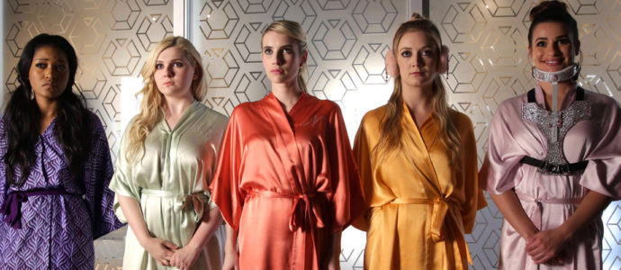 Scream Queens Saison 2 : le point sur le casting
