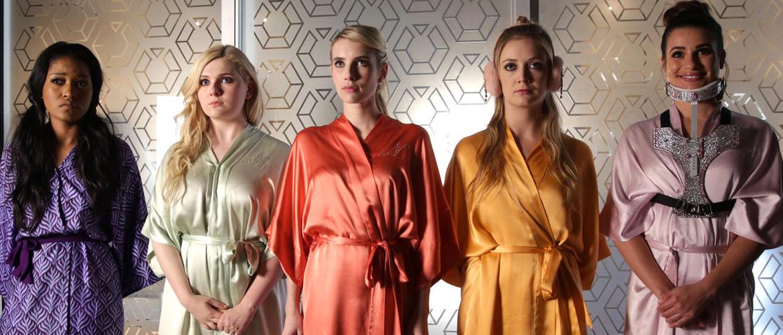 Scream Queens Saison 2 : le point sur le casting