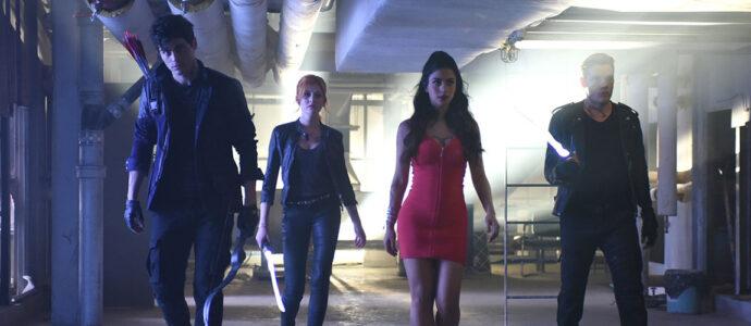 Shadowhunters : la série est renouvelée pour une seconde saison