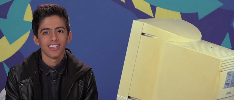 Vidéo : des adolescents découvrent pour la première fois Windows 95