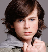 TV / Movie convention with Chandler Riggs