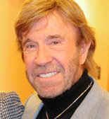 TV / Movie convention with Chuck Norris
