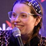 Convention séries / cinéma sur Jessie Cave