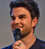 TV / Movie convention with Nathaniel Buzolic