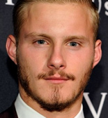 TV / Movie convention with Alexander Ludwig