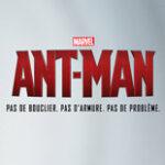 Convention séries / cinéma sur Ant-Man