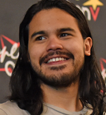 TV / Movie convention with Carlos Valdes