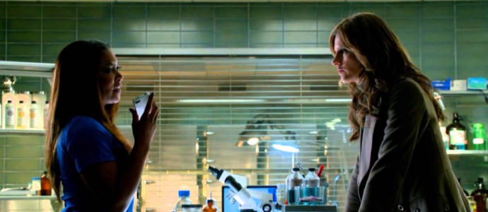 Castle : Stana Katic (Beckett) et Tamara Jones (Lanie) virées