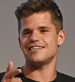 TV / Movie convention with Charlie Carver