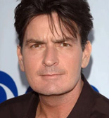 TV / Movie convention with Charlie Sheen