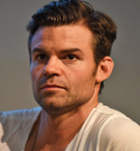 TV / Movie convention with Daniel Gillies