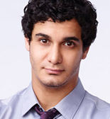 TV / Movie convention with Elyes Gabel