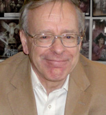 TV / Movie convention with John Leeson
