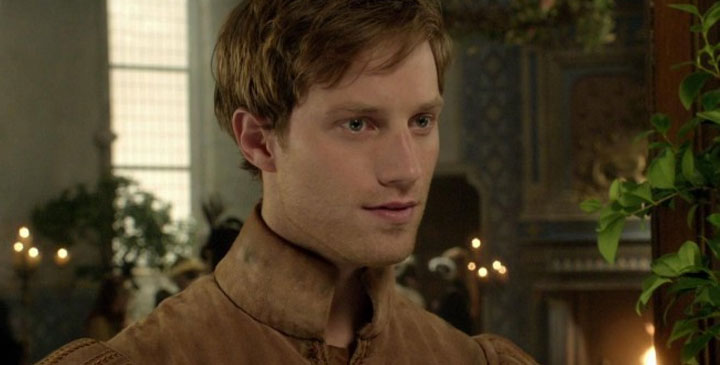 Reign : Jonathan Keltz à la convention Long Live The Queen