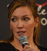 TV / Movie convention with Katie Cassidy