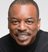 TV / Movie convention with LeVar Burton