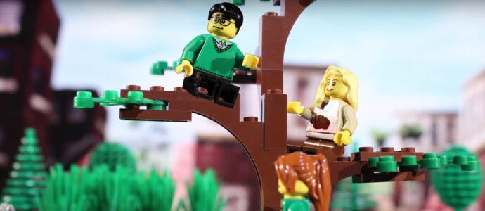 Mariage : un Youtubeur raconte son histoire d'amour en Lego