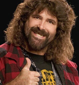 TV / Movie convention with Mick Foley