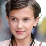 Convention séries / cinéma sur Millie Bobby Brown