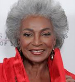TV / Movie convention with Nichelle Nichols