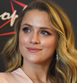 TV / Movie convention with Shantel Vansanten