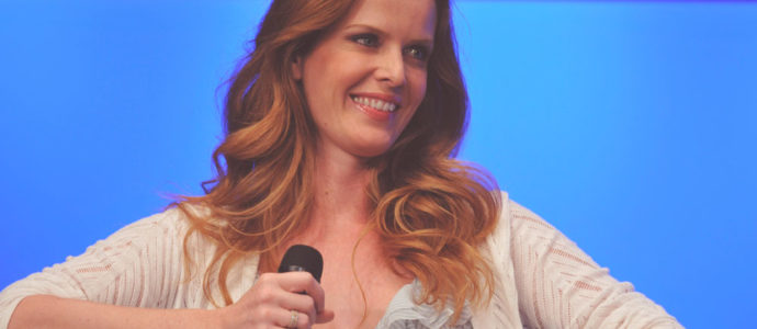 Rebecca Mader - convention Once Upon A Time - © France Knaff