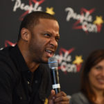 David Ramsey - Panel Super Heroes Con 2 - photo : Roster Con / Youbecom
