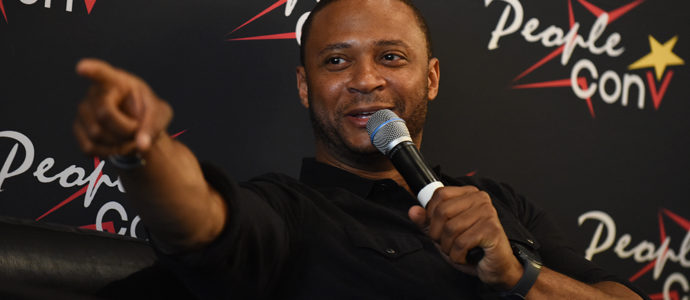 Super Heroes Con 2 : les photos du panel de David Ramsey