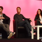 Sean Maguire, Amy Manson et Greg Germann - Convention Fairy Tales 4 - Photo : Roster Con / Youbecom