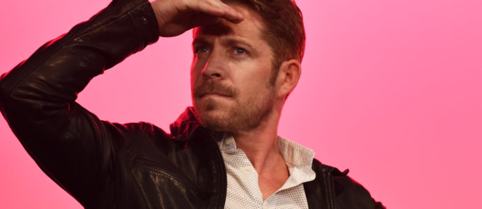 Sean Maguire - Convention Fairy Tales 4 - Photo : Roster Con / Youbecom