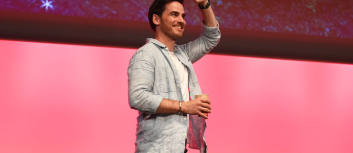 Colin O'Donoghue - Convention Fairy Tales - Photo : Roster Con / Youbecom