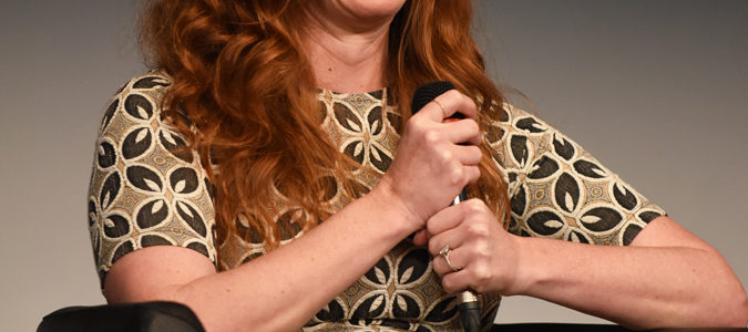Rebecca Mader - Convention Fairy Tales - Photo : Roster Con / Youbecom