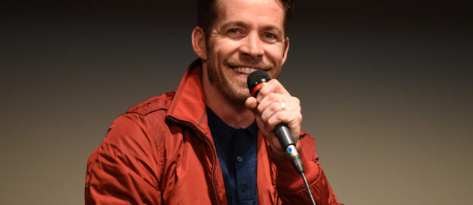 Sean Maguire - convention Fairy Tales - Photo : Roster Con / Youbecom