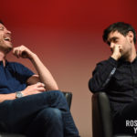 Sean Maguire et Liam Garrigan - convention Fairy Tales - Photo : Roster Con / Youbecom