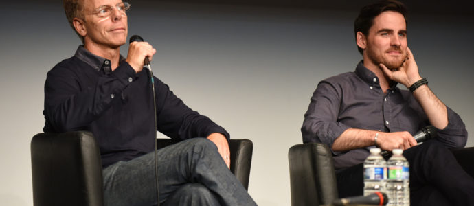 Greg Germann et Colin O'Donoghue - Convention Fairy Tales 4 - Photo : Roster Con / Youbecom