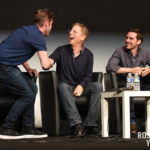 Sean Maguire, Greg Germann et Colin O'Donoghue - Convention Fairy Tales 4 - Photo : Roster Con / Youbecom