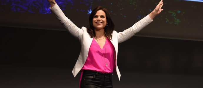 Convention Once Upon a Time : la méchante Reine (Lana Parrilla) sera à Paris en juin