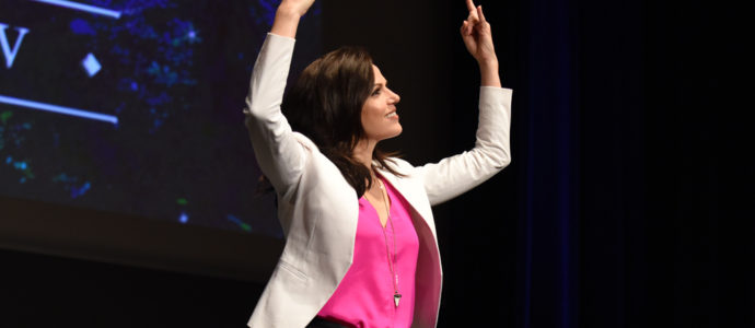 Lana Parrilla - Convention Fairy Tales 4 - Photo : Roster Con / Youbecom