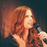 Rebecca Mader - convention Storybrooke - photo : underthefeather