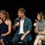 Panel Violett Beane, Shantel Vansanten et Rick Cosnett - Arc Con - Photo : Kevvvvvvv_